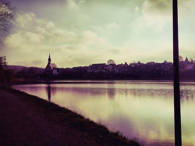 La Reposée du Lac - Vielsalm - Departamento