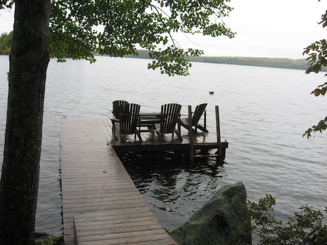 Lakefront Camp on Great (Golden) Pond - Rome - Houten huisje