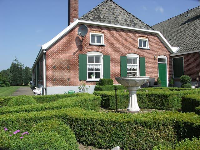Vakantieboerderij De Nieuwe Brusse - Aalten - Casa