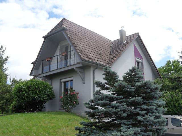 La maison des rencontres - Hartzviller - Hus