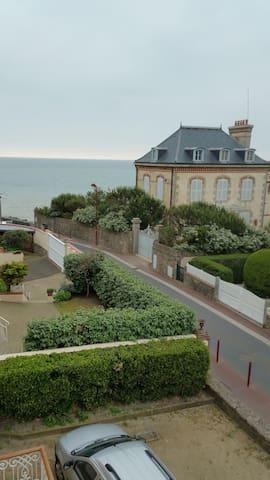 2 pièces charmant à 50m de la mer - Saint-Pair-sur-Mer - Apartmen