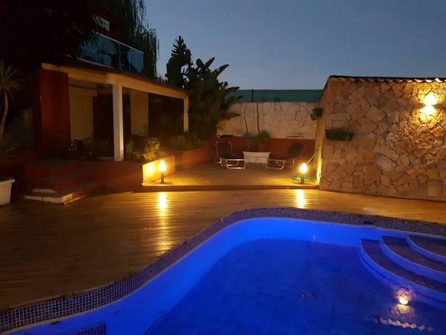 Playa de Gandia para max 4 pers. con piscina - Gandia - Apartamento