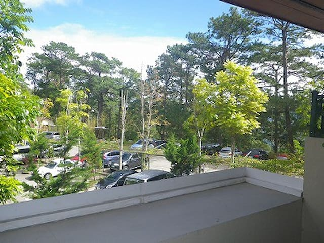 Inside Camp John Hay, Best place to stay in Baguio - Baguio