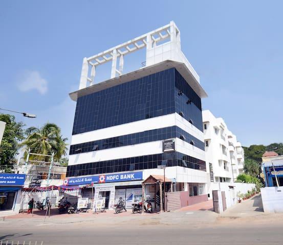 Horizon Heights Serviced Residence - Coimbatore - Leilighet