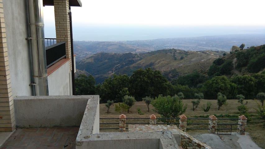 Casa in collina - Gioiosa Ionica - Haus