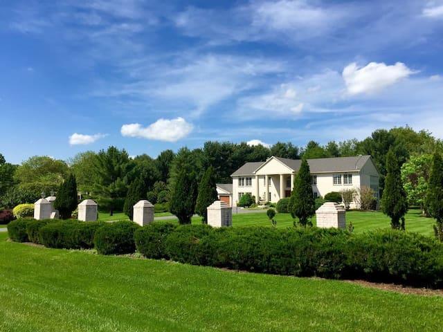 Events @ 7000SF+ Mansion in Prestigious Potomac MD - Potomac - Casa