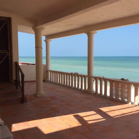 Casa Aurora on the best beach! - Chuburná
