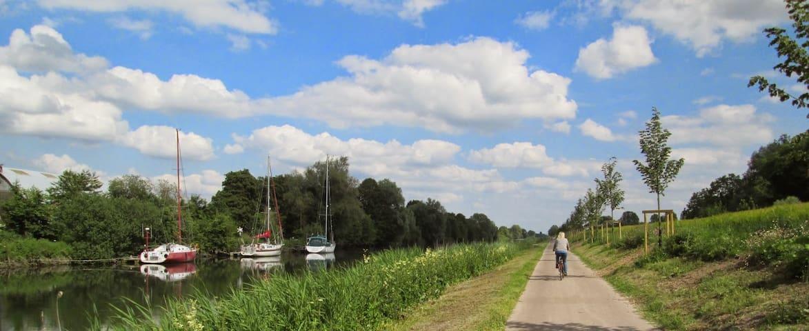 Location proche Baie de Somme - Boismont - Huis