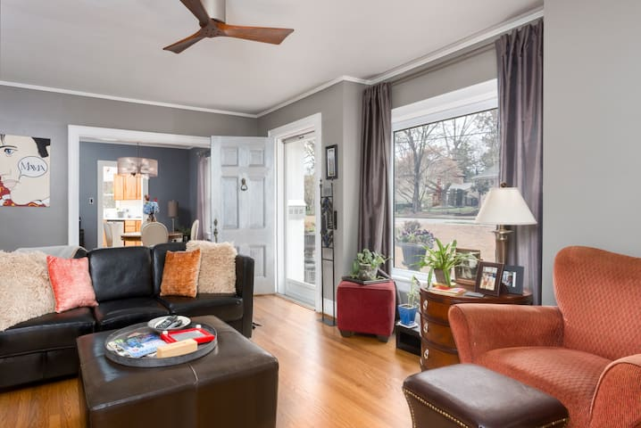 2 Bed/2 Bath in the City - Raleigh - Maison