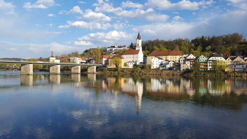 Cosy flat in beautiful Passau - Passau - Leilighet