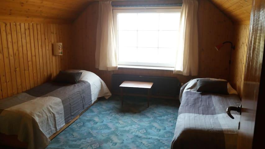 12 m2, i uforstyrrede, dog centrale omgivelser - Nørager - Casa