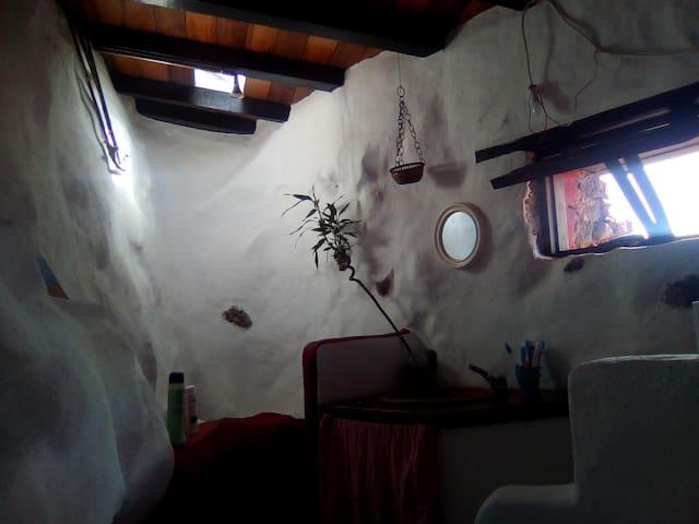 Casa cueva - Punta Mujeres - Rumah
