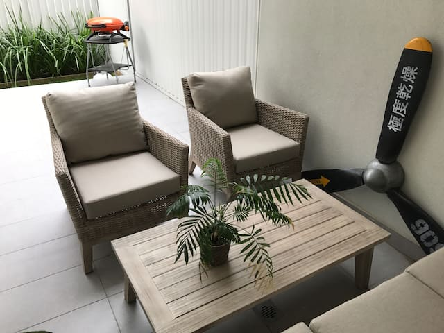 Great located courtyard single room - Campsie - Wohnung