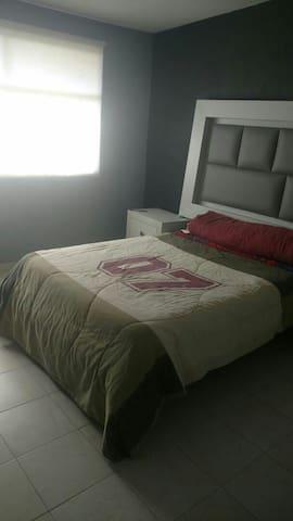 Departamento en centro de ecatepec - Ecatepec de Morelos - Leilighet