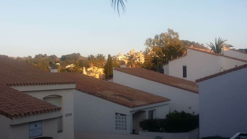 """Rosas"" apartment 14; La Manga Club Resort, Spain - Cartagena - Apartamento"