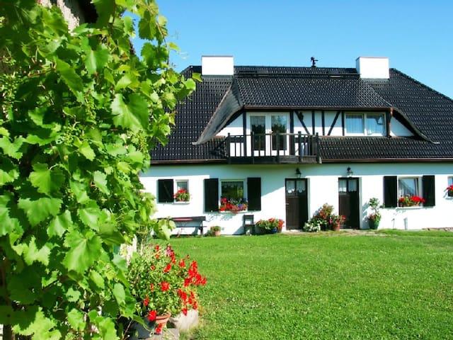 FeWo im Haus Schwaneberg ab 39,-€ - Randowtal - Leilighet