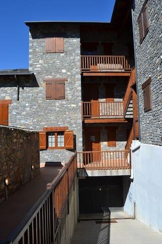 Bonito Dúplex en Alp para 8 personas (089) - Alp - Apartament