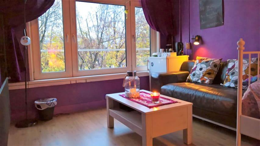 Private & Cozy Room close to centre. - Amsterdam - Leilighet