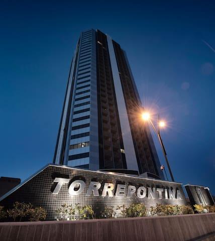 Luxury design apt with the best view in town - Latina - Apartemen