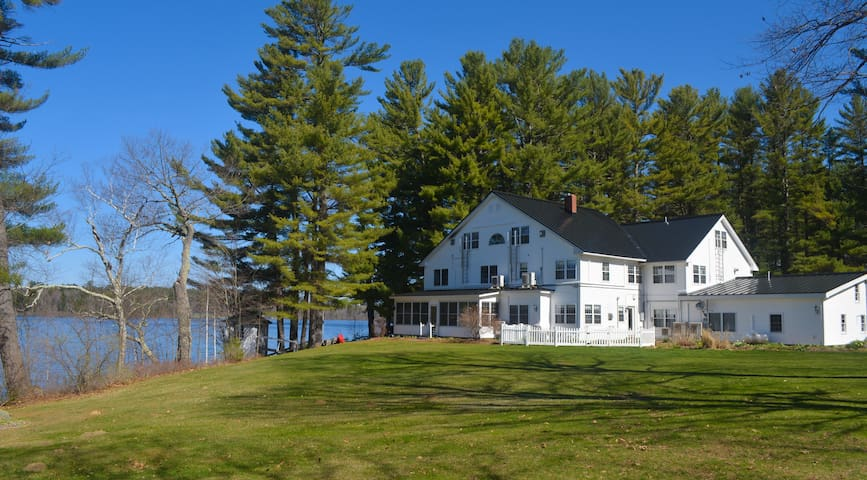 Wolf Cove Inn Rangeley Lake Room - Polen - Bed & Breakfast