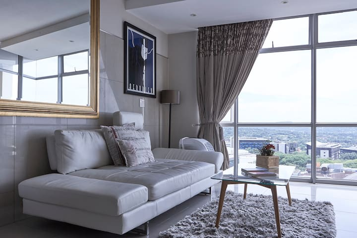 Modern apartment, stunning views - Sandton - Appartement