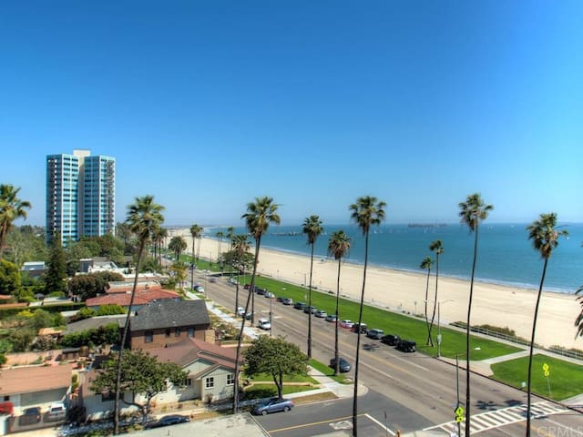 Best Downtown LB Ocean View Loft! - 롱비치(Long Beach) - 로프트