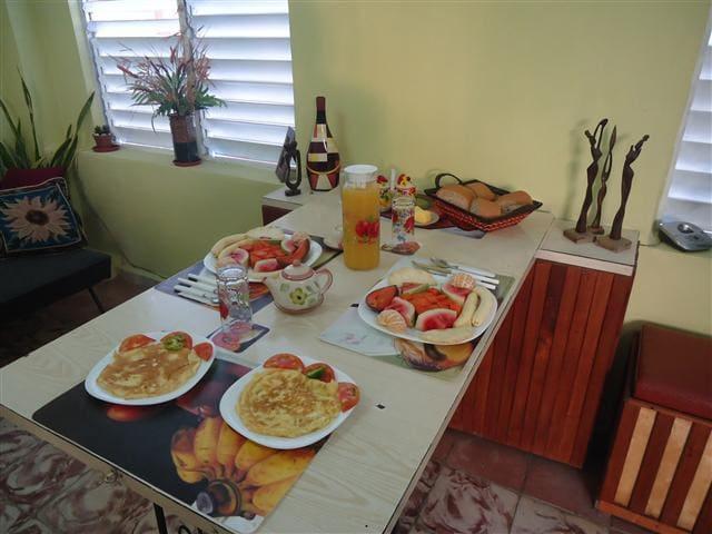 """Hostal """"Rojas House"""" (ideal parejas y solteros) - Santiago de Cuba - Casa"""