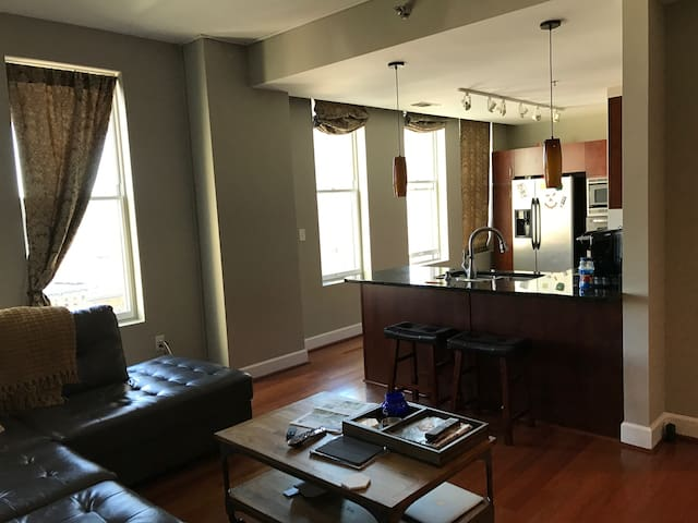 Downtown Condo - Excellent Location - Birmingham - Ortak mülk