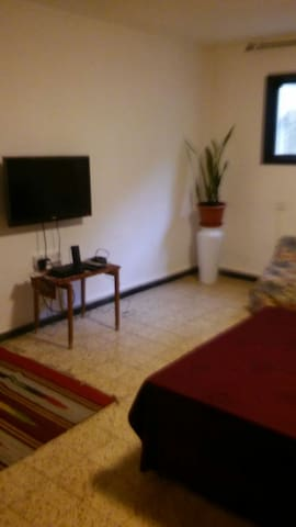The Hidden Appartment With A Small Patio - Rehovot - Daire