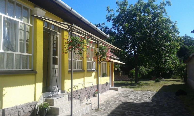 Bogácsi szállás egy Vendégházban - Bogács