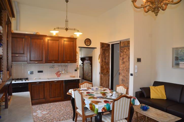 Appartamento centro storico Sassello, Villa Scasso - Sassello - 公寓