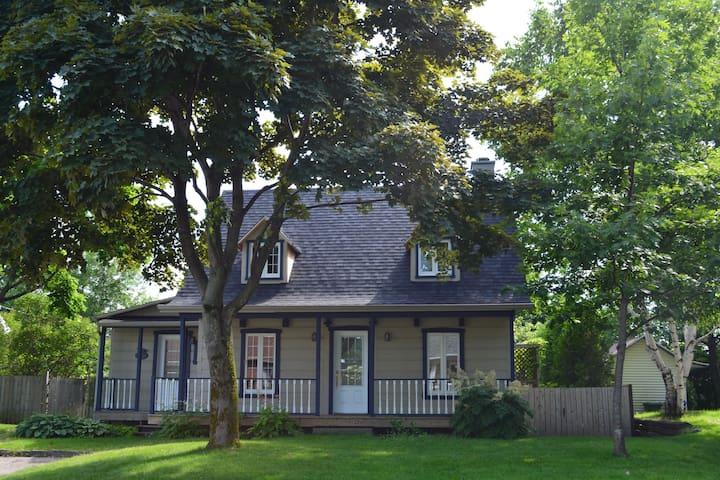 Maison canadienne, à proximité de Québec - Saint-Augustin-de-Desmaures - Huis