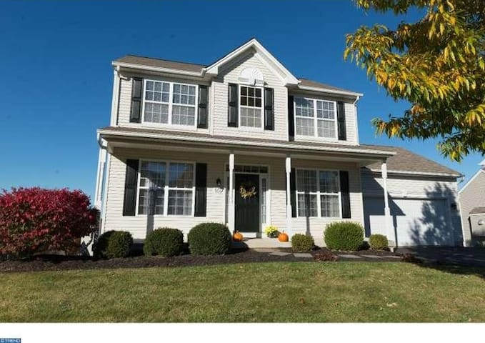 1 Room For Rent In Beautiful Chester County Home - Coatesville - Casa