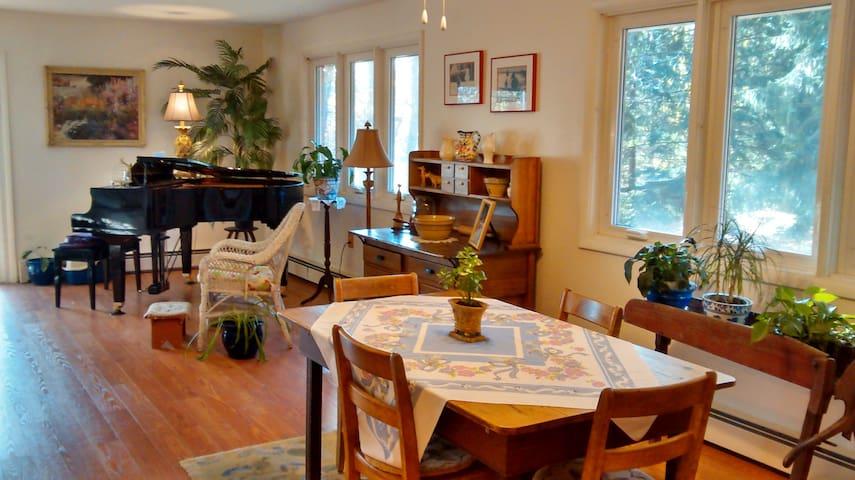 Lovely, clean, quiet, convenient - Mechanicsburg - Hus