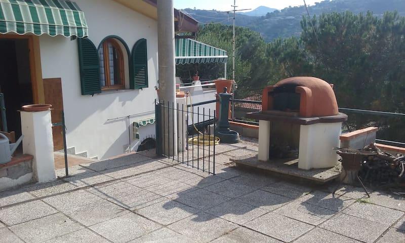CASETTA NEL VERDE - Camporosso - Departamento