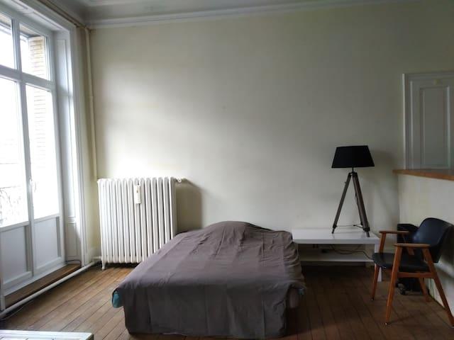 Belle chambre proche centre ville - Épinal - Appartement