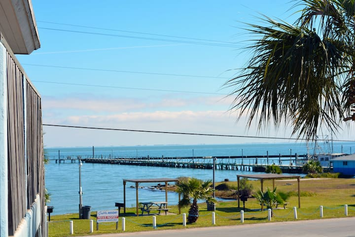 Water front condo with fishing pier - Рокпорт - Кондоминиум