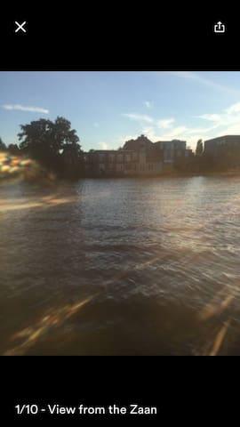 Apartment 15 min from Amsterdam - Zaandam - Huoneisto