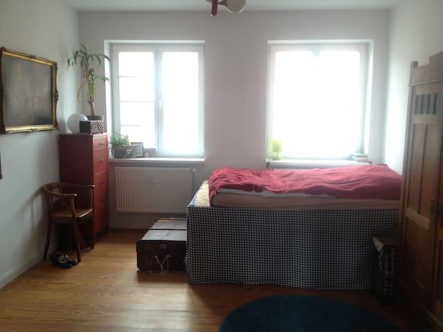 Wunderschöne Wohnung im Herzen Schwerins - 什未林(Schwerin) - 公寓