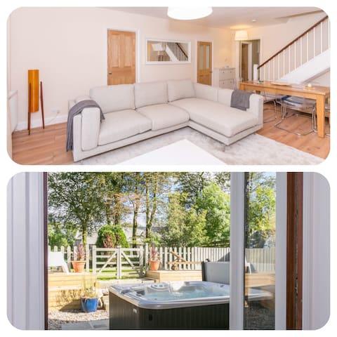 The Garden Rooms (&HotTub) Dartmoor - Princetown - Huis