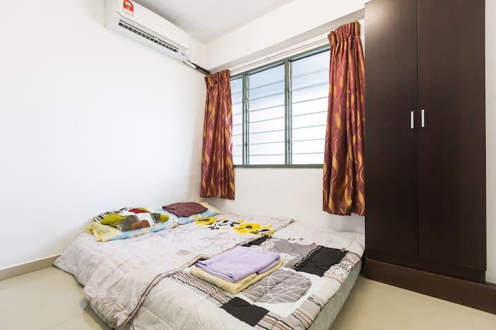 Private room share hse BayanBaru Pg - Bayan Lepas - Departamento