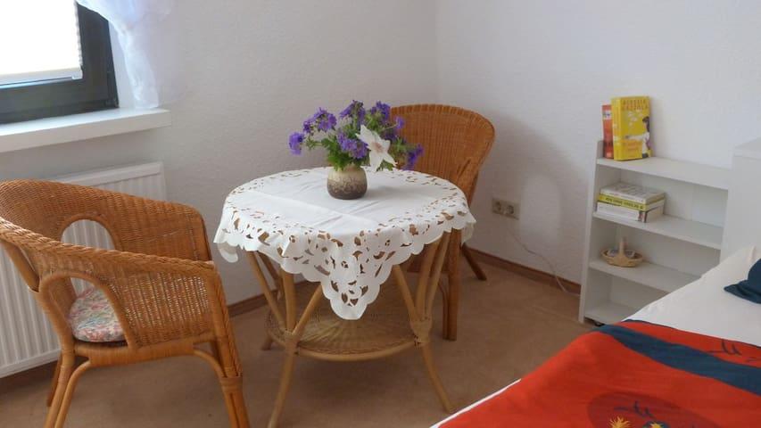 Zimmer für zwei mit Frühstück - Plau am See - Bed & Breakfast