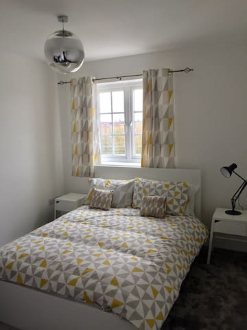 Modern Double Room - Colchester
