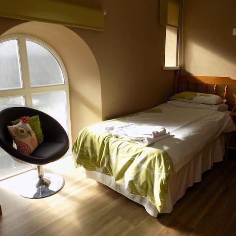 Pisgah Guesthouse: Single Bedroom En-Suite - Blaenau Ffestiniog - Bed & Breakfast