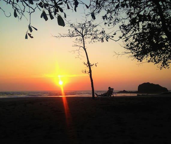 Hidden peaceful Costa Rican paradise - Sardinal - Дом