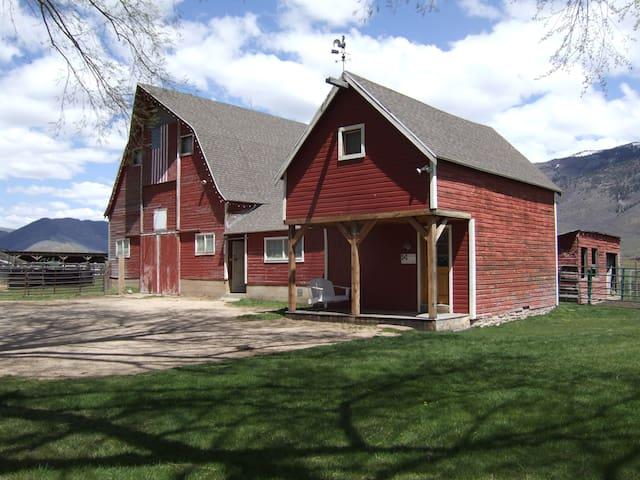 Restored Bunkhouse on 9 acre farm - Kamas - Другое