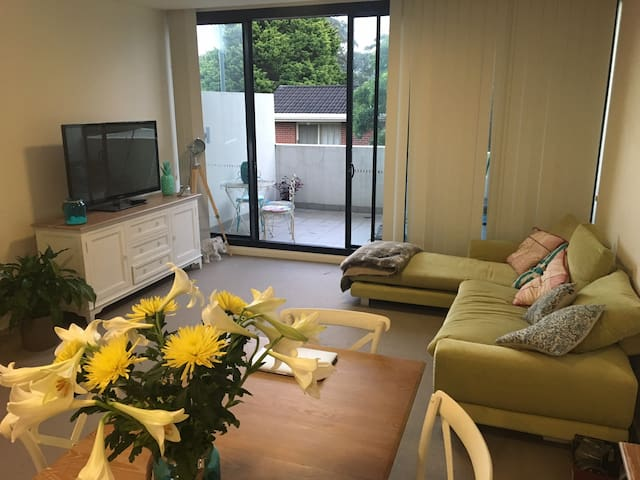Split level one bedroom flat, ready to go - North Willoughby - Departamento
