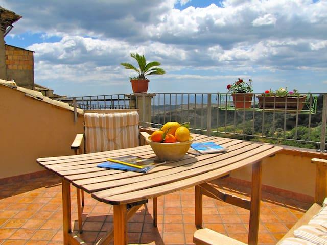 Casa Vacanza B&B Santa Barbara in Medievai Village - Badolato - 公寓