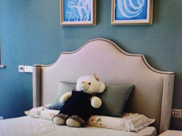 Hardcover room twow4 - 贝特德 - Hus
