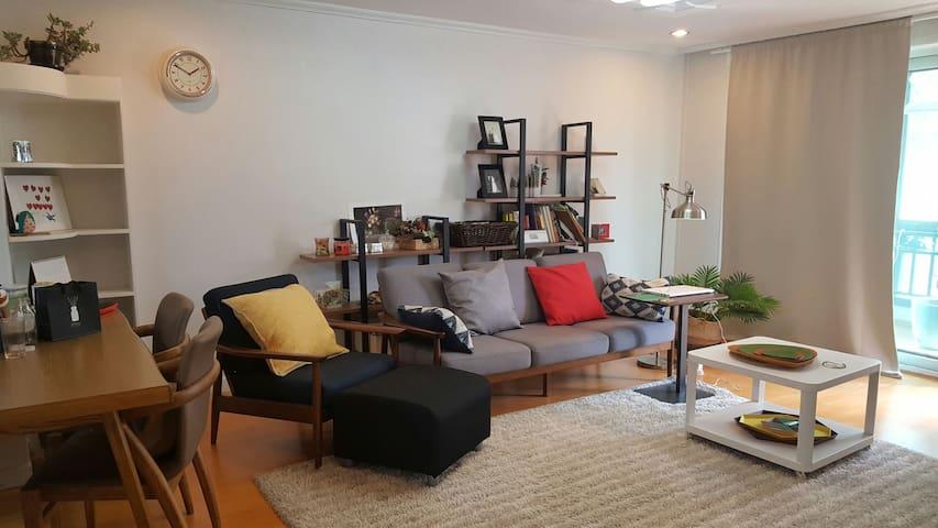 (Open☆)Jamsil best price& location - Songpa-gu - Apartemen